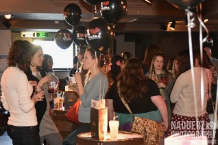 Bloggers socialising and getting to know each other