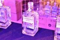 A photograph of Cambridge Gin bottles