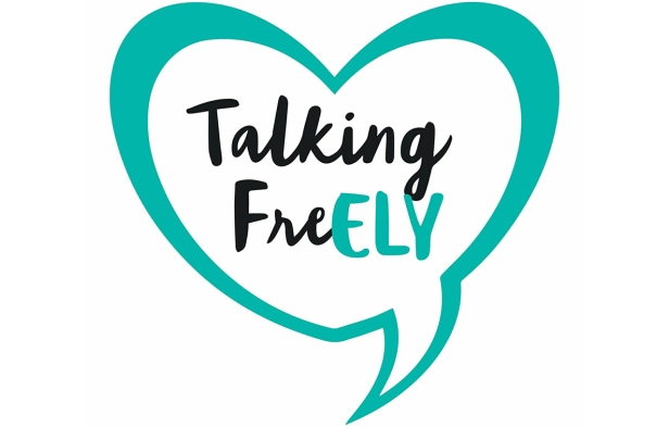Talking FreEly logo med res