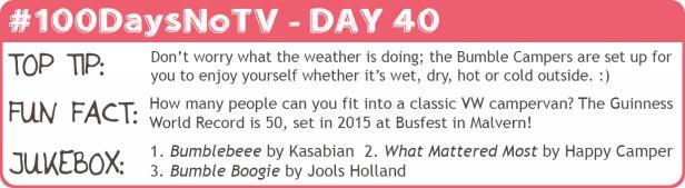 100D Top Tips