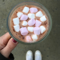 Melty marshmallows