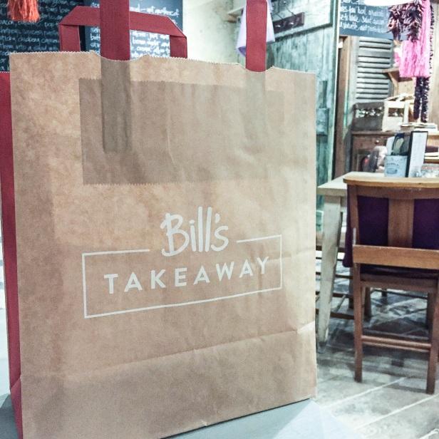 Bill's Takeaway