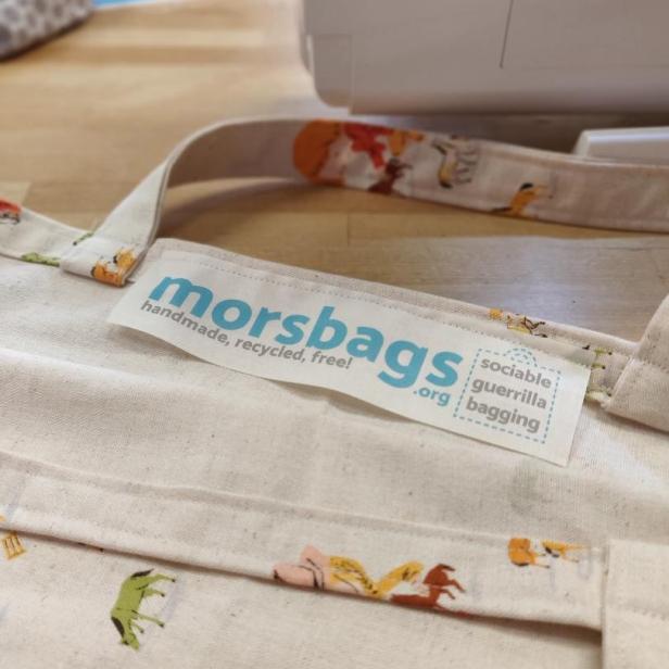 Morsbag label