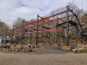 Predator High Ropes