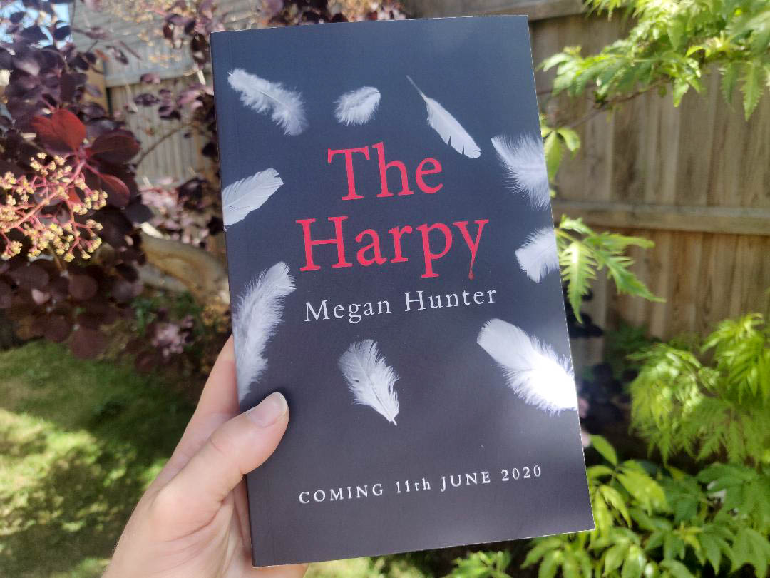 Proof copy of The Harpy